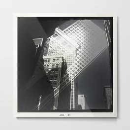 I Fell For You Metal Print