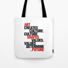 ART EFFECT Tote Bag