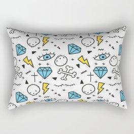 Cool Avril Pattern Rectangular Pillow