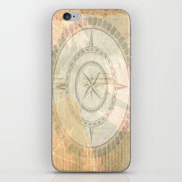 Find Your Path iPhone Skin