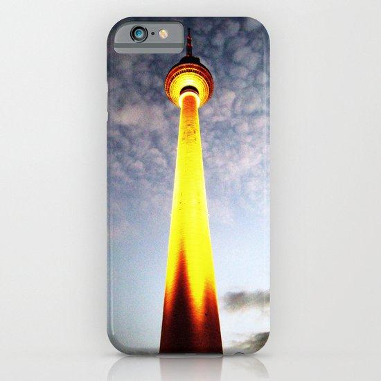 berlin. iPhone & iPod Case