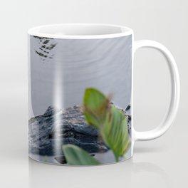 Baby Gator & Mama Gator Coffee Mug