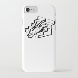 Stair problems iPhone Case