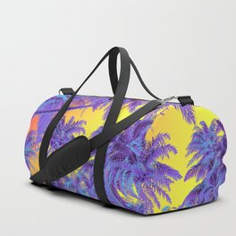 Polychrome Jungle Duffle Bag