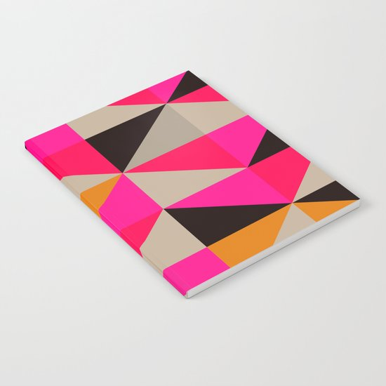 colour + pattern 5 Notebook