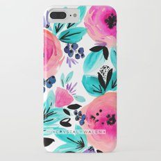 Savannah Flower iPhone 7 Plus Slim Case