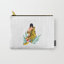 Waking the tiger Carry-All Pouch