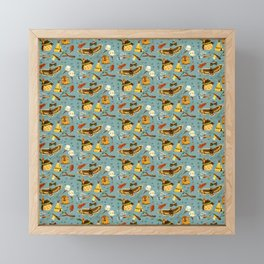 YellowStone Kid Framed Mini Art Print