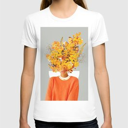 I Saw You Flower in the reflection of my Soul T-shirt