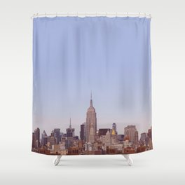 NYC No. 2 Shower Curtain