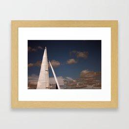 Aloft I Framed Art Print