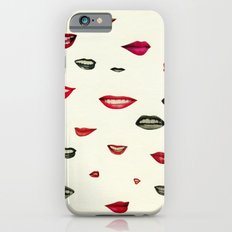 Stealing Kisses iPhone 6s Slim Case