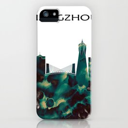 Hangzhou Skyline iPhone Case