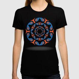 abstract mandala tribal T-shirt