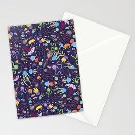 Rainbow Jelly Stationery Cards