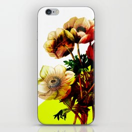 Vintage Bunch /Neon Wedge iPhone Skin