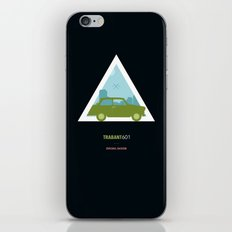 Icotrip - Trabant601 iPhone Skin