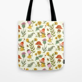 Summer Fairy Folk Tote Bag