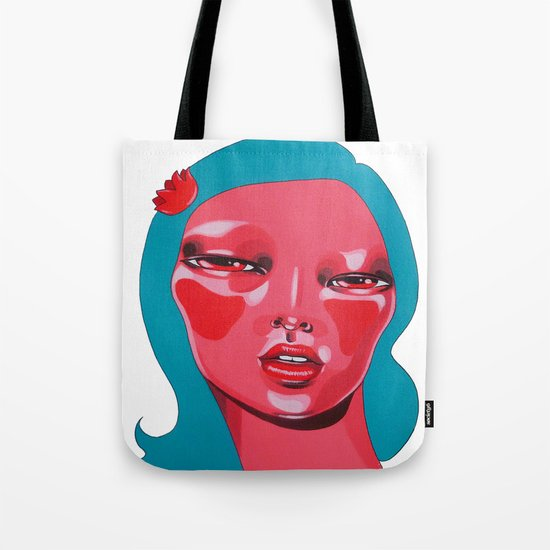 INTERLOCKED Tote Bag