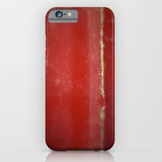 Red Plate iPhone 6s Slim Case