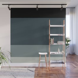 Contemporary Color Block IX Wall Mural