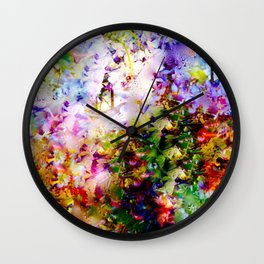 Colette Wall Clock