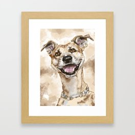 My Pet  Framed Art Print