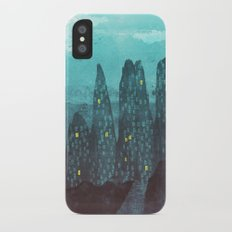 To The City iPhone X Slim Case