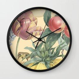 Vincent Van Gogh x Nature = Love #03 Wall Clock