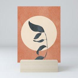 Summer Leaves Mini Art Print