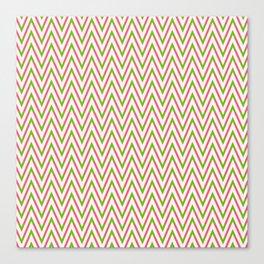 Frequen-Ziggs (Festive Mix) Canvas Print
