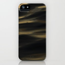 Painted by the Sea III iPhone Case