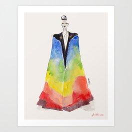 Sketch Series- Lena Art Print