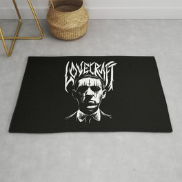 lovecraft metal band creator of cthulhu Rug