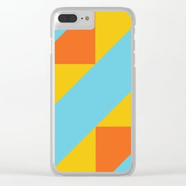 Andean Encounters Clear iPhone Case