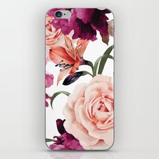 FLOWERS 9a iPhone & iPod Skin