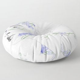 Botanical 2 Floor Pillow