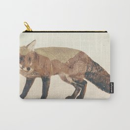Veluwe: Fox Carry-All Pouch