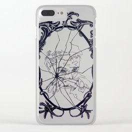 Reality Clear iPhone Case