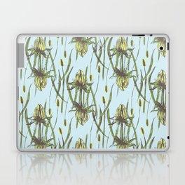 Stockholm Garden Flower Blooming Laptop & iPad Skin