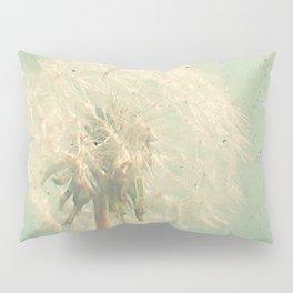 Dandelion Clock Pillow Sham