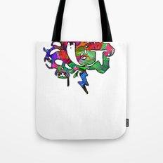 G gama Tote Bag