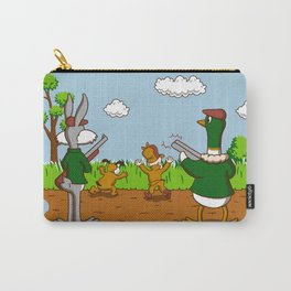 Hunter Hunted Carry-All Pouch