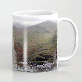 Mount Snowdon, Snowdonia, Wales Coffee Mug