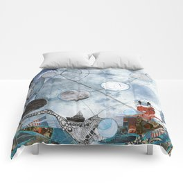 Exploration: Setting Sail Comforters