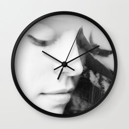 Angela Wall Clock