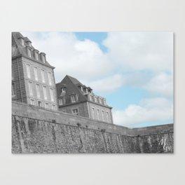 Saint-Malo Canvas Print