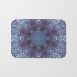 Mandala Purple Bath Mat
