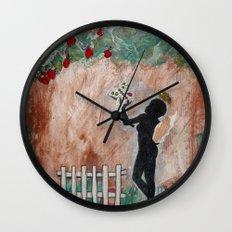 Faith 2 Wall Clock
