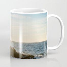 San Diego Beach Sunset Landscape in La Jolla Coffee Mug